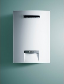 Scaldabagno Scaldino a Gas da Esterno Vaillant 16 Lt outsideMAG 16-5/0-5 Camera Stagna Erp Metano